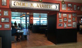 Restauranter Madrid lufthavn