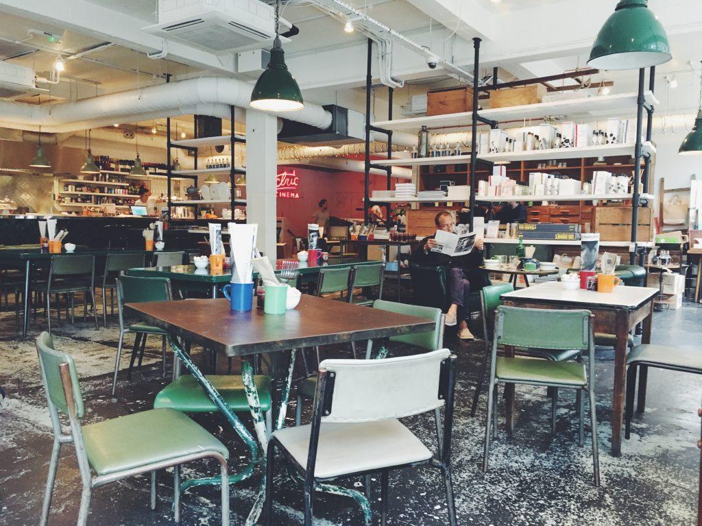 Restauranter i Madrid